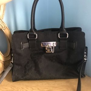 Black Calvin Klein Purse